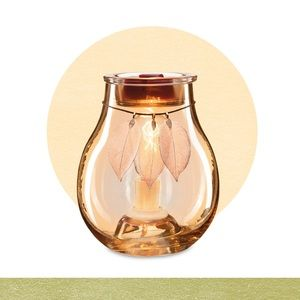 Scentsy Amber Glow Warmer